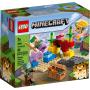 LEGO 21164 Le récif corallien