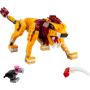 LEGO 31112 Le lion sauvage