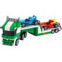 LEGO 31113 Le transporteur de voitures de course