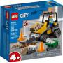 LEGO 60284 Le camion de chantier