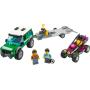 LEGO 60288 Le transport du buggy de course