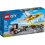 LEGO 60289 Le transport d'avion de voltige