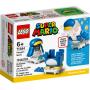 LEGO 71384 Pack de Puissance Mario pingouin