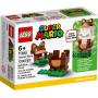 LEGO 71385 Pack de Puissance Mario tanuki