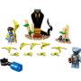 LEGO 71732 Set de bataille épique - Jay contre Serpentine