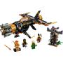 LEGO 71736 Le jet multi-missiles