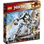 LEGO 71738 Le robot de combat Titan de Zane