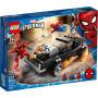 LEGO 76173 Spider-Man et Ghost Rider contre Carnage