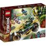 LEGO 71745 La moto de la jungle de Lloyd