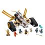 LEGO 71739 Ultrasone aanval