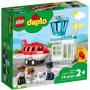 LEGO 10961 Avion et aéroport