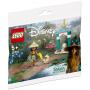 LEGO 30558 L'aventure de Raya et du Ongi au pays du Cœur