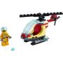LEGO 30566 L'hélicoptère des pompiers polybag